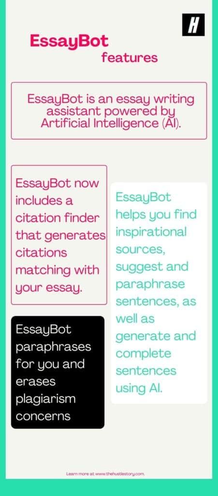 content generator essaybot