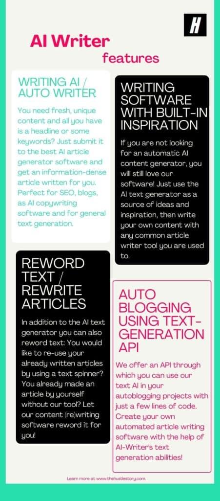 content generator ai writer