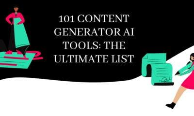 content generator ai tools